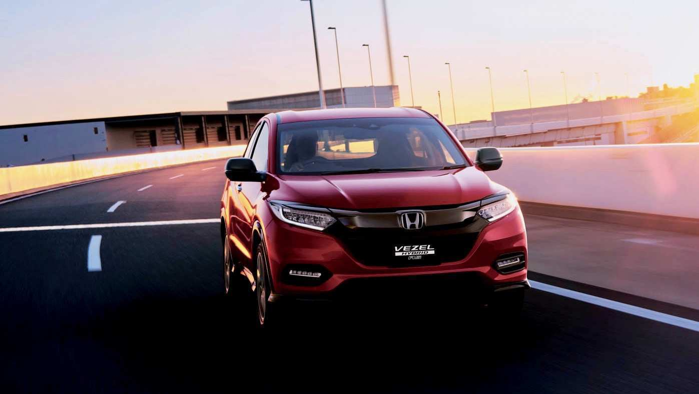 38 Gallery of 2019 Honda Vezel New Review with 2019 Honda Vezel