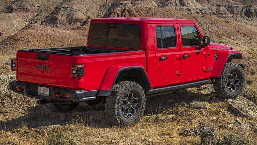 38 Gallery of 2019 Jeep Ute Performance for 2019 Jeep Ute