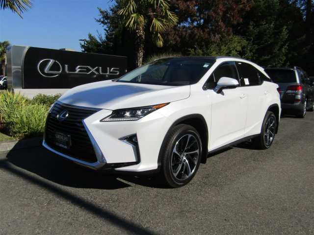 38 Gallery of 2019 Lexus 350 Suv Review for 2019 Lexus 350 Suv