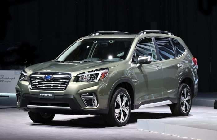 38 Gallery of 2019 Subaru Forester Design Redesign by 2019 Subaru Forester Design