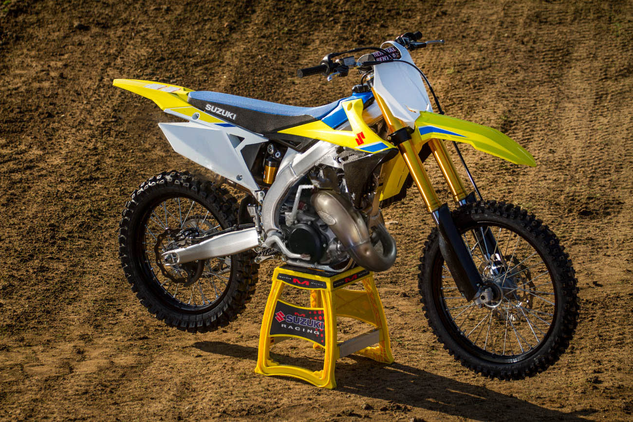 38 Gallery of 2019 Suzuki 250F Redesign for 2019 Suzuki 250F