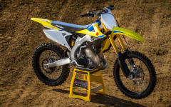 38 Gallery of 2019 Suzuki Motocross Spy Shoot with 2019 Suzuki Motocross
