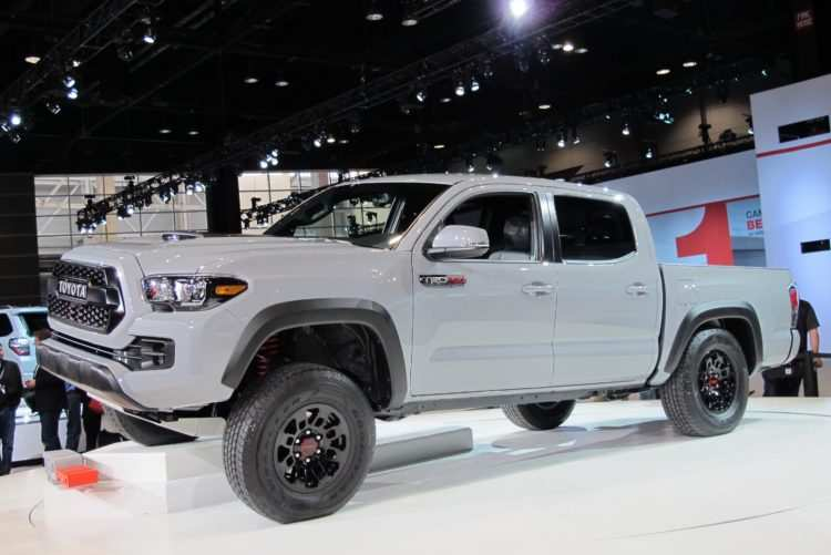 38 Gallery of 2019 Toyota Tacoma News Model with 2019 Toyota Tacoma News