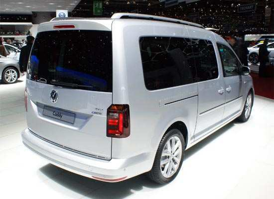 38 Gallery of 2019 Volkswagen Caddy Release with 2019 Volkswagen Caddy
