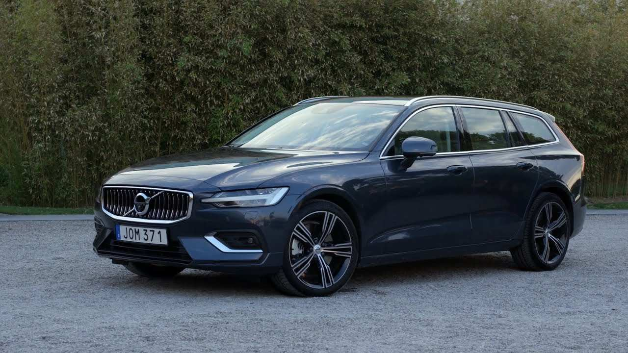 38 Gallery of 2019 Volvo V60 D4 Reviews by 2019 Volvo V60 D4