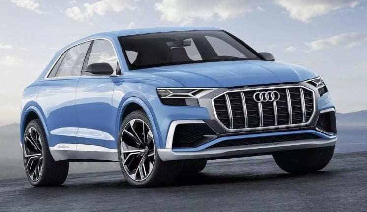 38 Great 2019 Audi Q7 Facelift Performance and New Engine with 2019 Audi Q7 Facelift