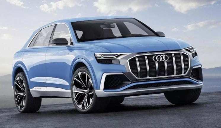 Audi Q7 Facelift 2019 Release Date