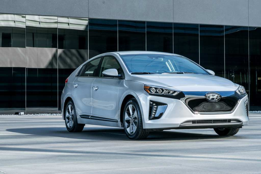38 Great 2019 Hyundai Ioniq Electric Exterior and Interior with 2019 Hyundai Ioniq Electric