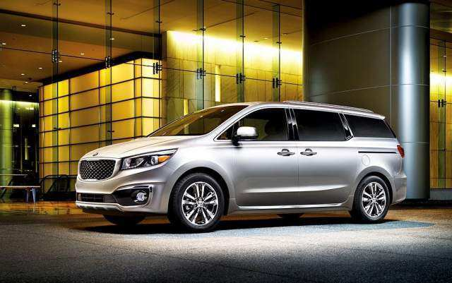 38 Great 2019 Kia Van Picture for 2019 Kia Van