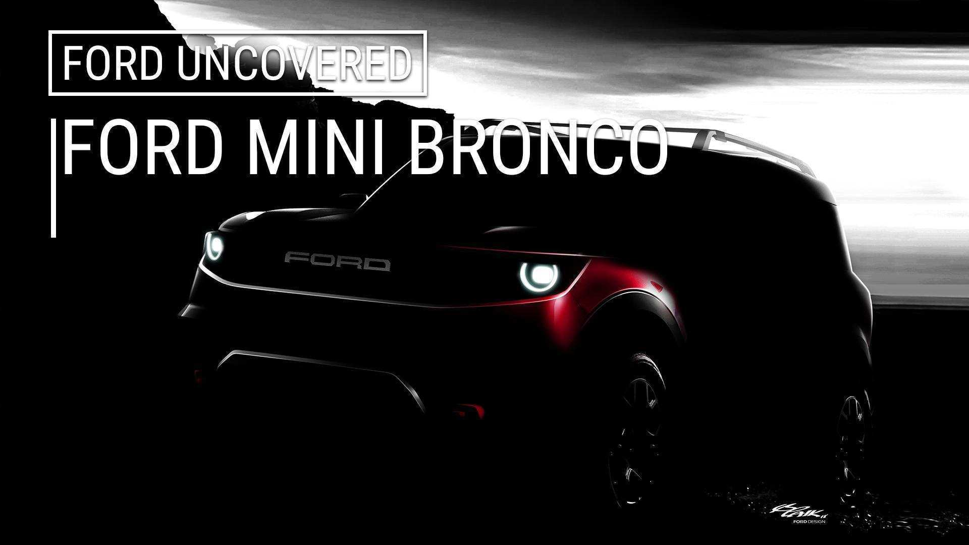 38 Great 2019 Mini Bronco New Concept with 2019 Mini Bronco