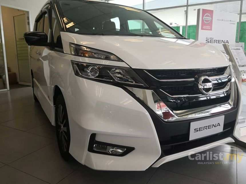 38 Great Nissan Serena 2019 Performance for Nissan Serena 2019