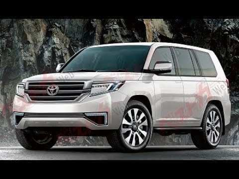 38 Great Toyota Land Cruiser 2020 Research New for Toyota Land Cruiser 2020