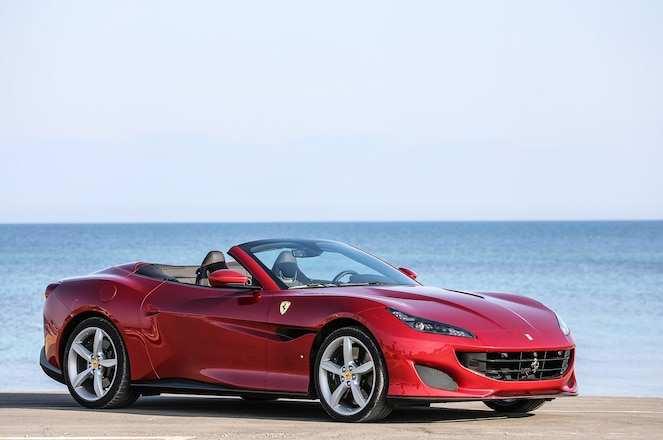 38 New 2019 Ferrari Portofino Release by 2019 Ferrari Portofino