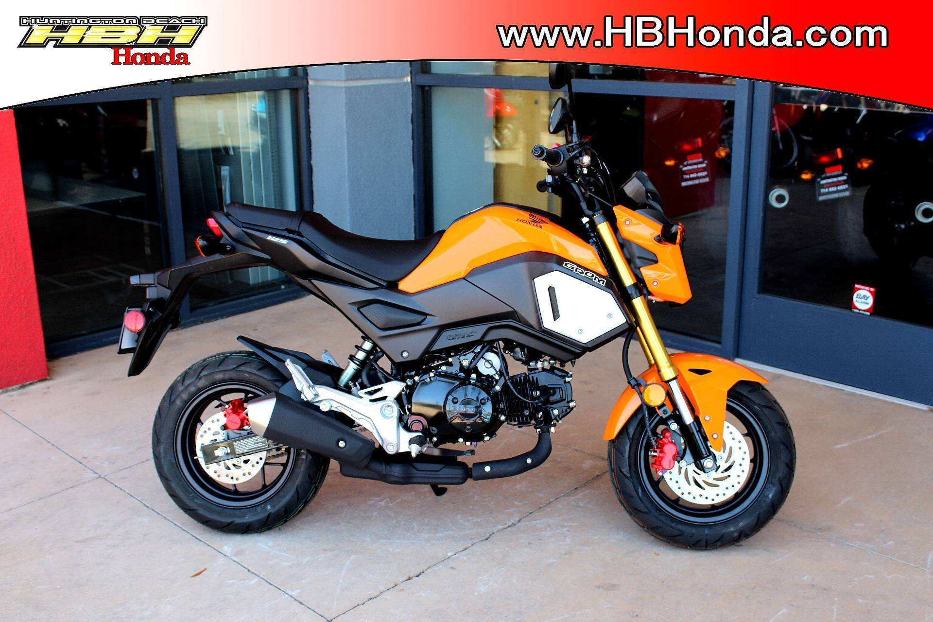 38 New 2019 Honda Grom Specs Model with 2019 Honda Grom Specs