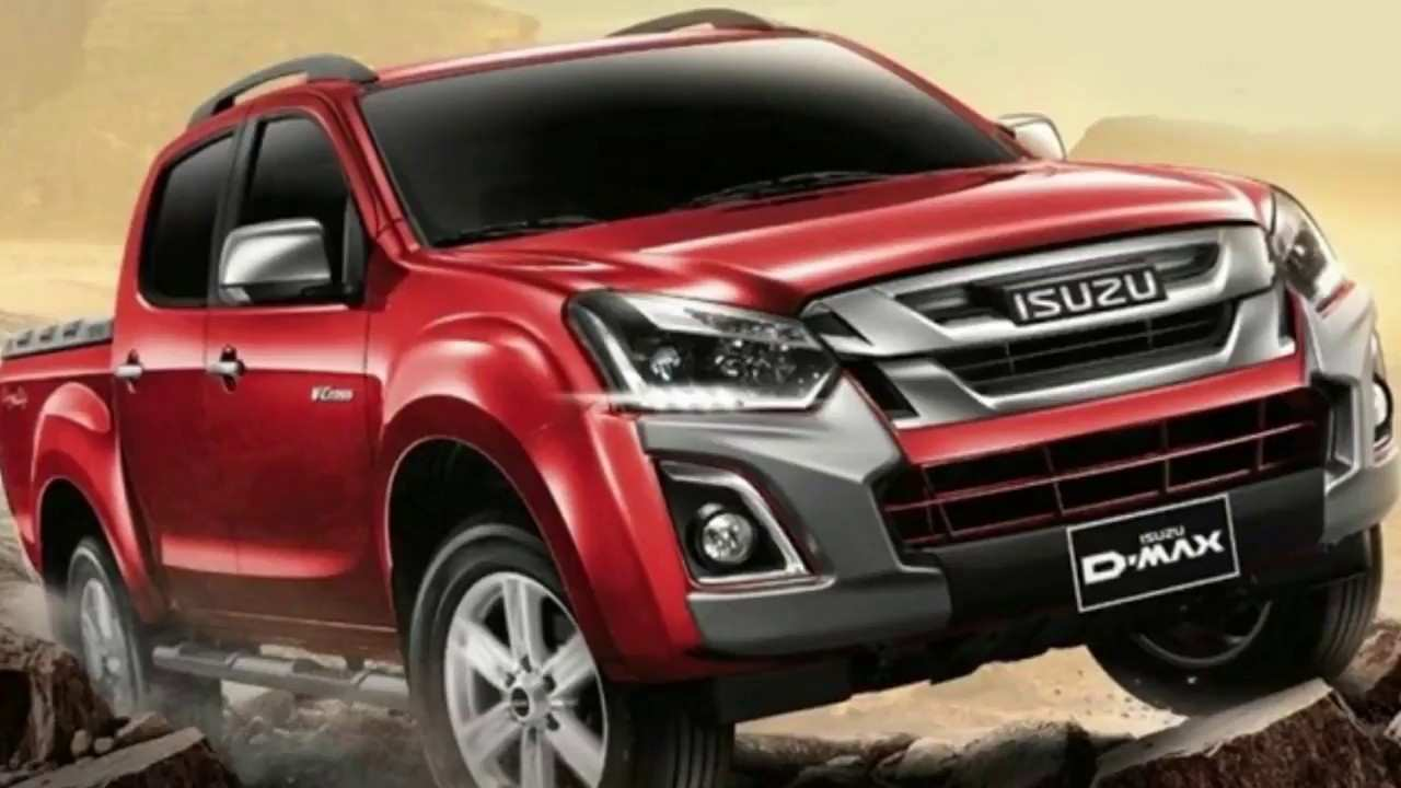 38 New 2019 Isuzu D Max Research New with 2019 Isuzu D Max
