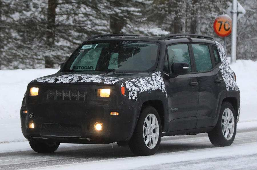 38 New 2019 Jeep Renegade Review Ratings by 2019 Jeep Renegade Review