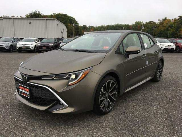38 New 2019 Toyota Corolla Hatchback Research New for 2019 Toyota Corolla Hatchback