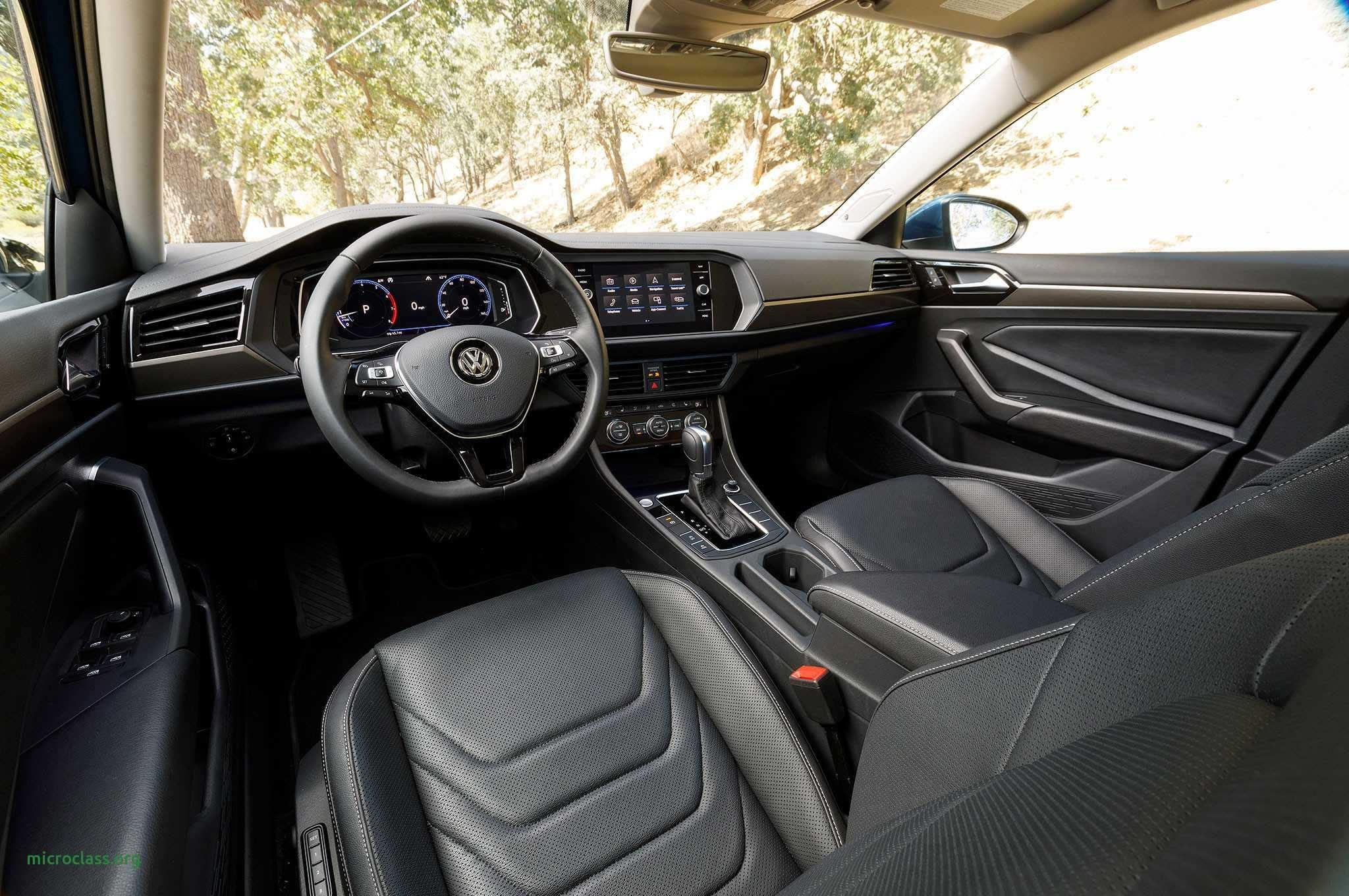 38 New 2019 Volkswagen Passat Interior History for 2019 Volkswagen Passat Interior