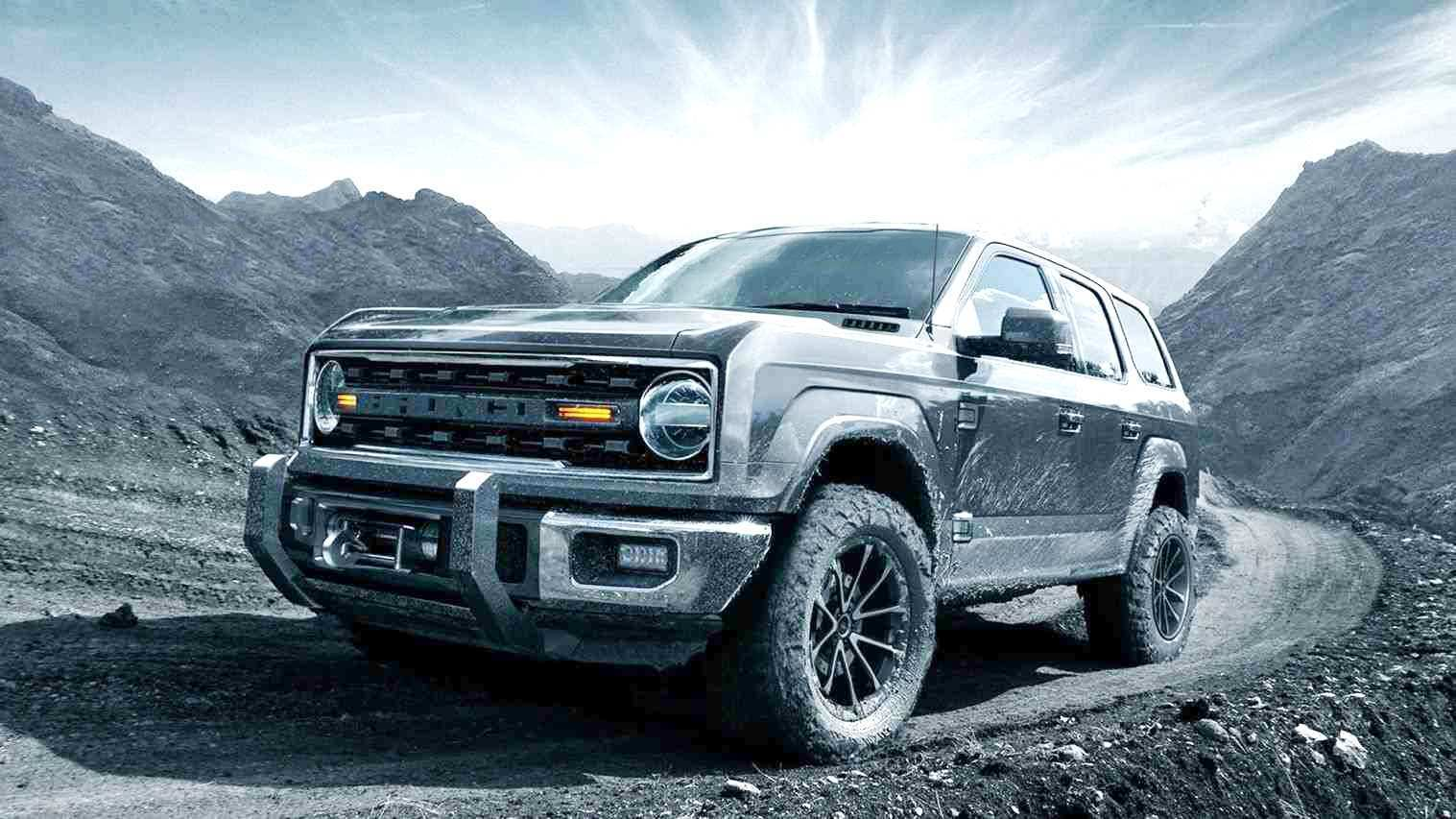 38 New 2020 Ford Bronco Wallpaper New Concept for 2020 Ford Bronco Wallpaper