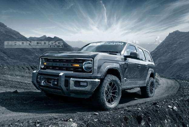 38 New 2020 Mini Bronco Picture for 2020 Mini Bronco