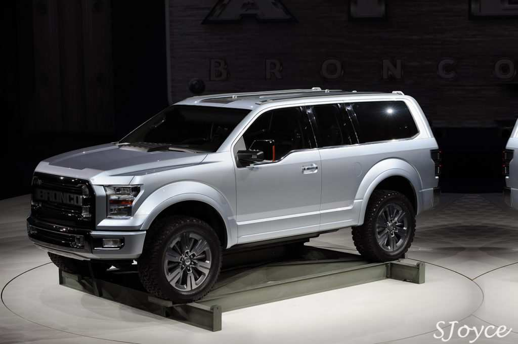 38 New New 2020 Ford Bronco Specs Release Date by New 2020 Ford Bronco Specs