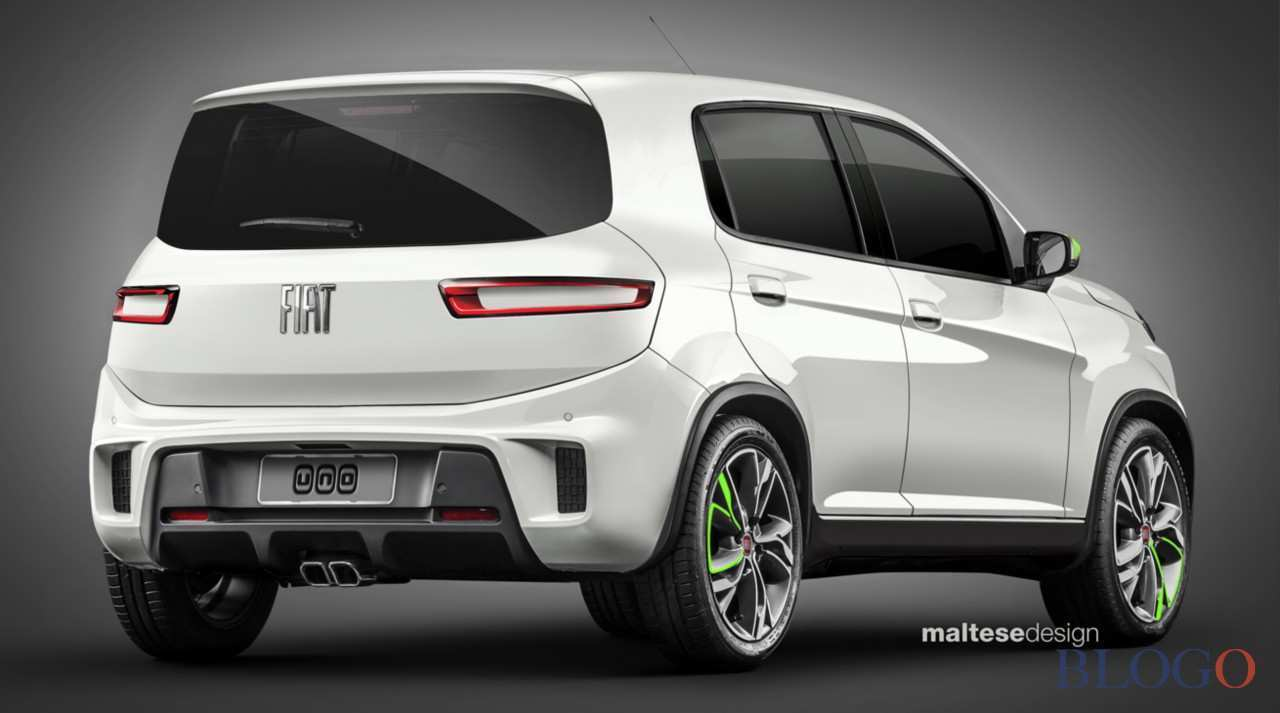 38 New Nuove Fiat 2020 Exterior and Interior by Nuove Fiat 2020