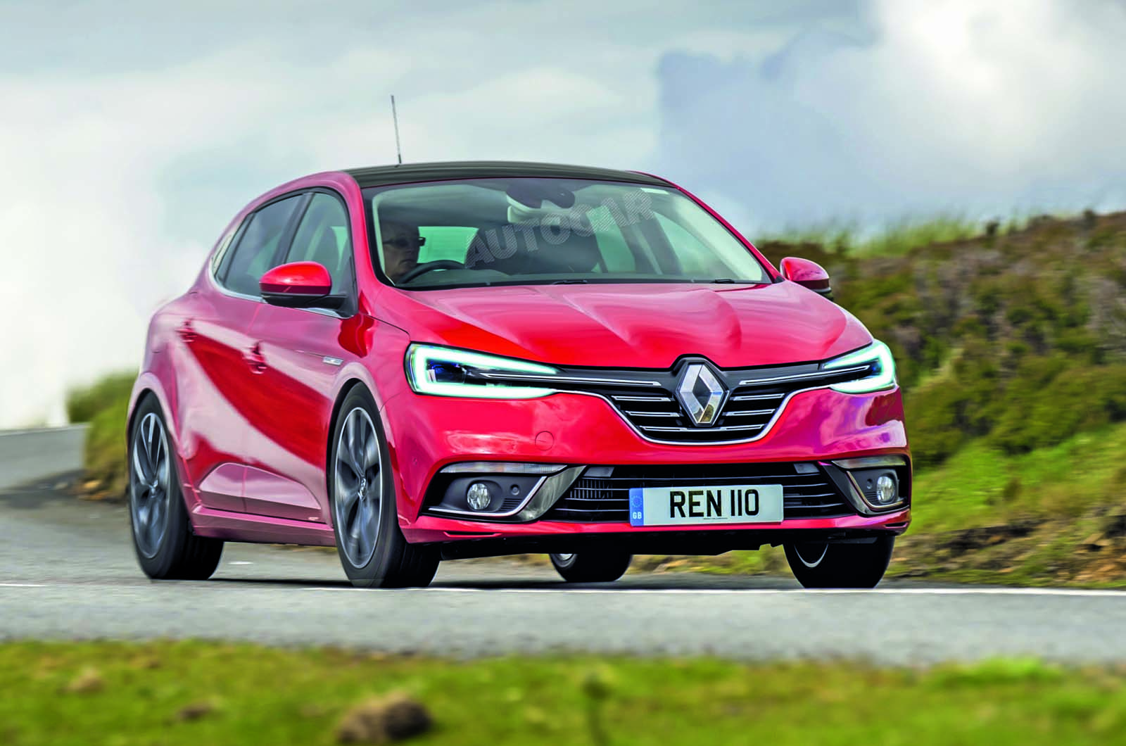 38 New Renault Clio 2019 Spy Exterior and Interior with Renault Clio 2019 Spy