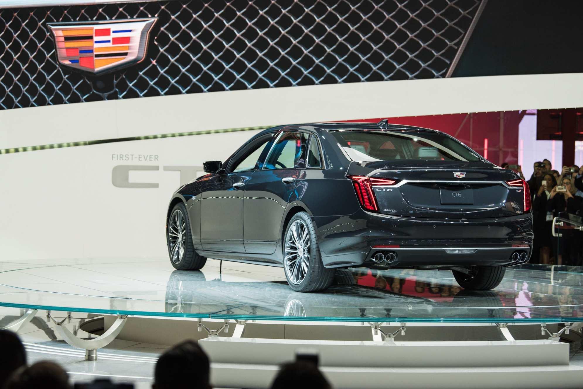 38 The 2019 Cadillac V8 Interior with 2019 Cadillac V8