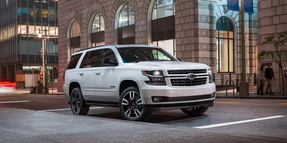 38 The 2019 Chevrolet Tahoe New Concept for 2019 Chevrolet Tahoe