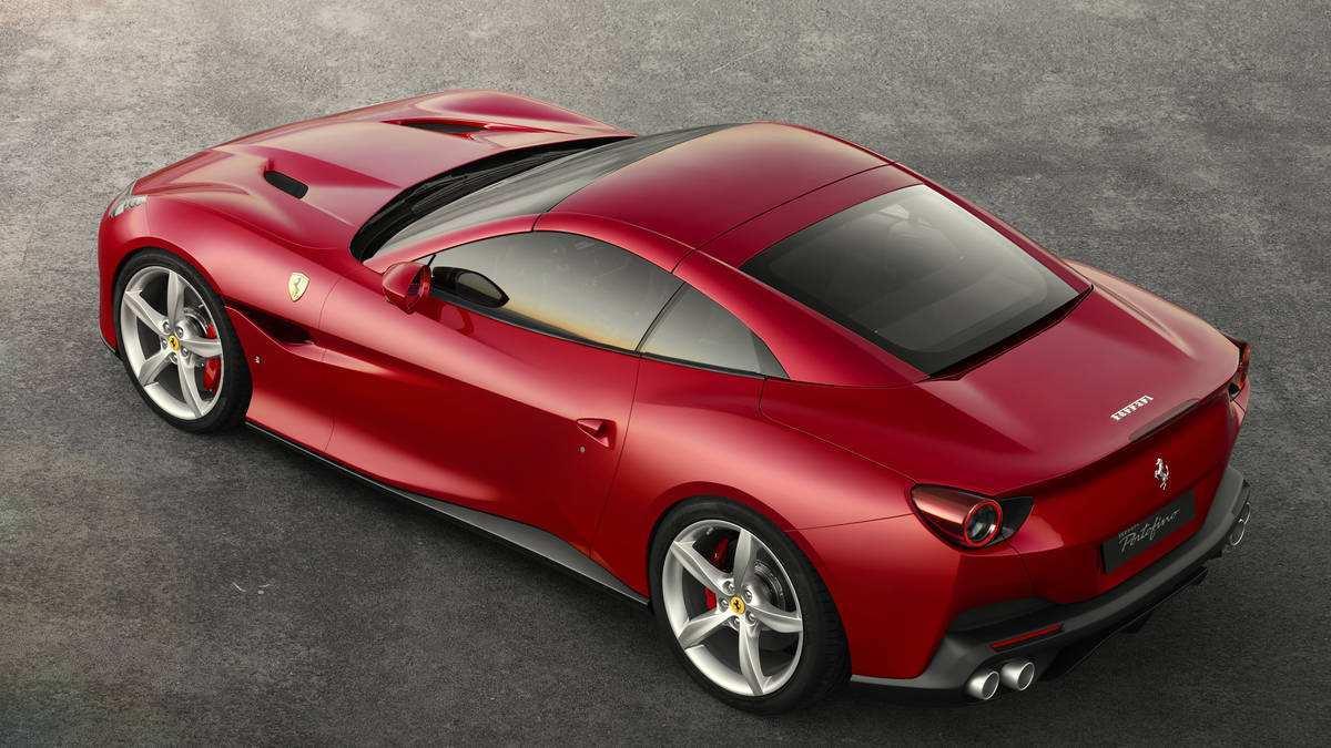 38 The 2019 Ferrari Convertible Overview by 2019 Ferrari Convertible