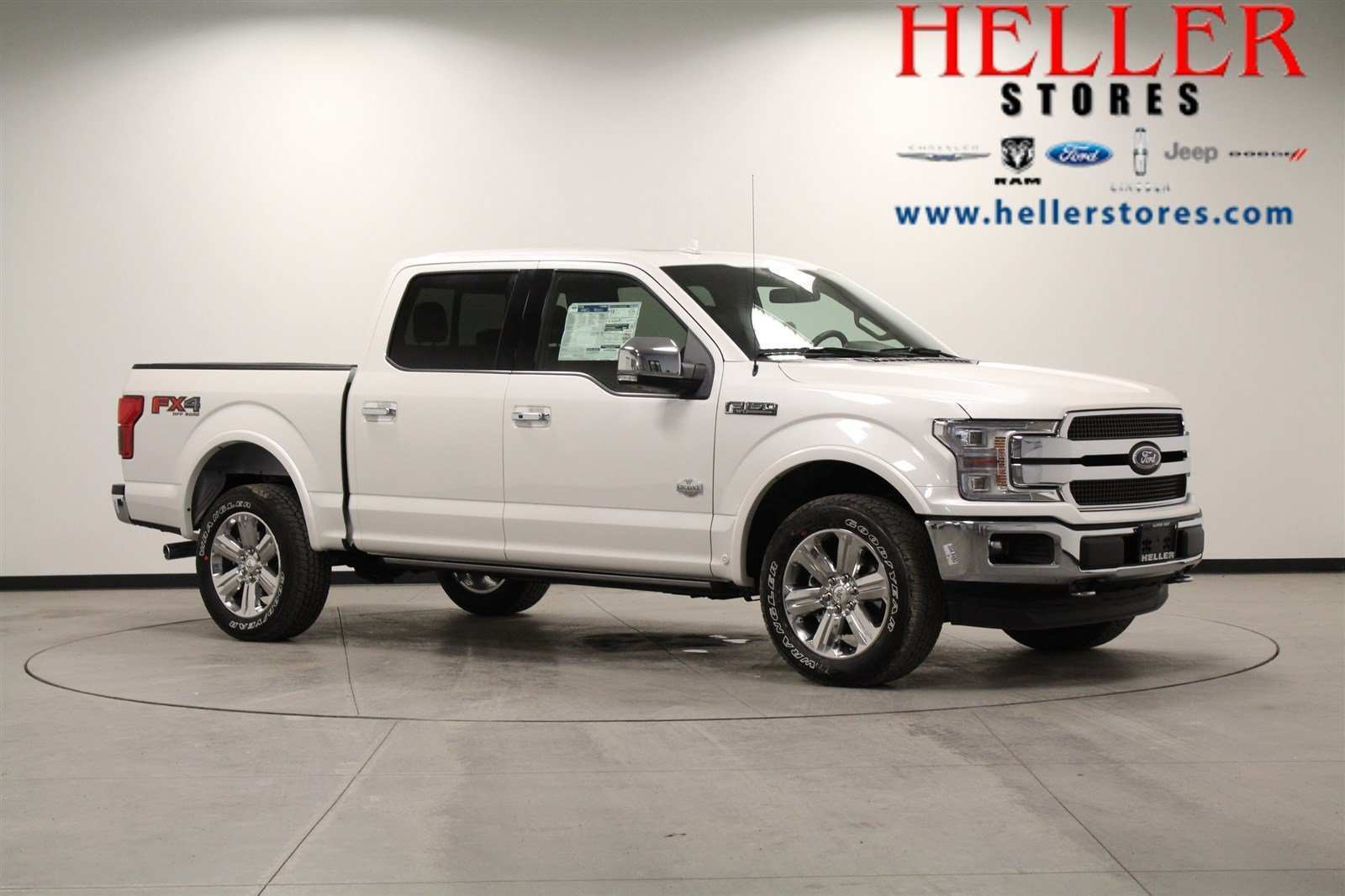 38 The 2019 Ford F150 King Ranch Redesign with 2019 Ford F150 King Ranch