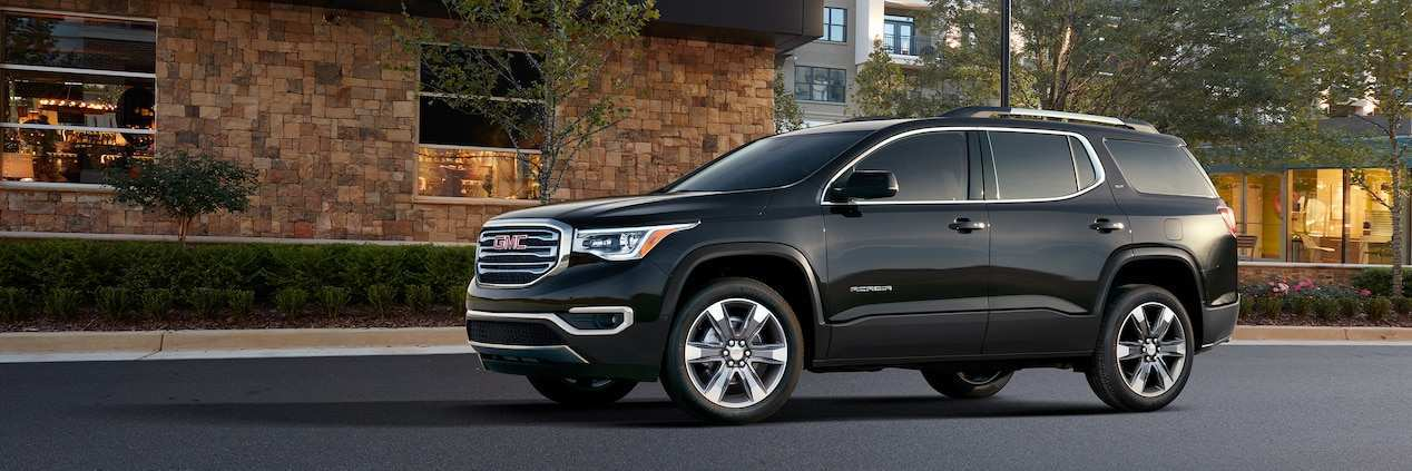38 The 2019 Gmc Acadia 9 Speed Transmission Interior with 2019 Gmc Acadia 9 Speed Transmission
