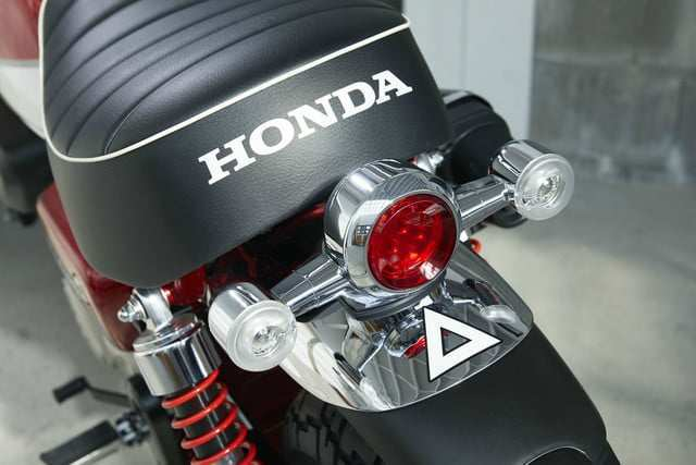 38 The 2019 Honda 125 Spesification by 2019 Honda 125