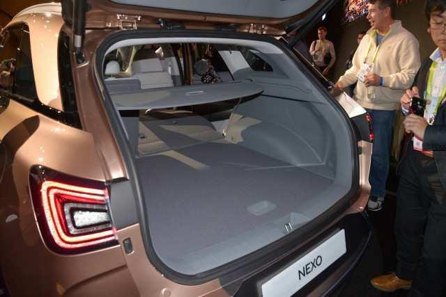 38 The 2019 Hyundai Nexo Interior Specs for 2019 Hyundai Nexo Interior