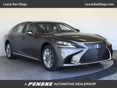 38 The 2019 Lexus Ls Review by 2019 Lexus Ls