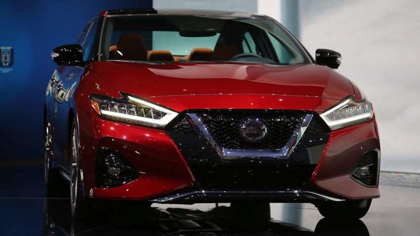38 The 2019 Nissan Maxima Review for 2019 Nissan Maxima