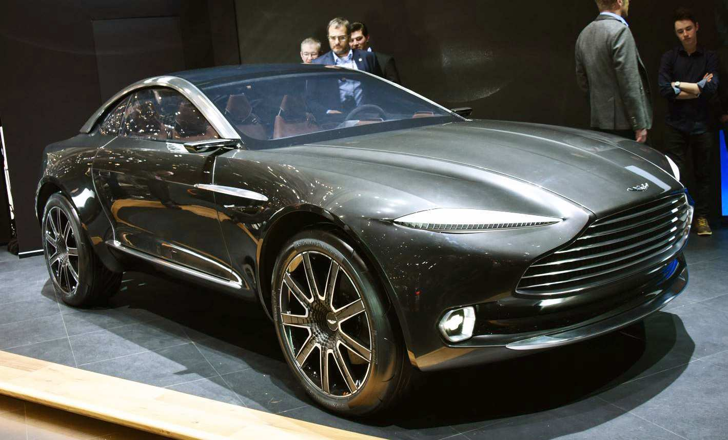 38 The 2020 Aston Martin Dbx Spy Shoot for 2020 Aston Martin Dbx