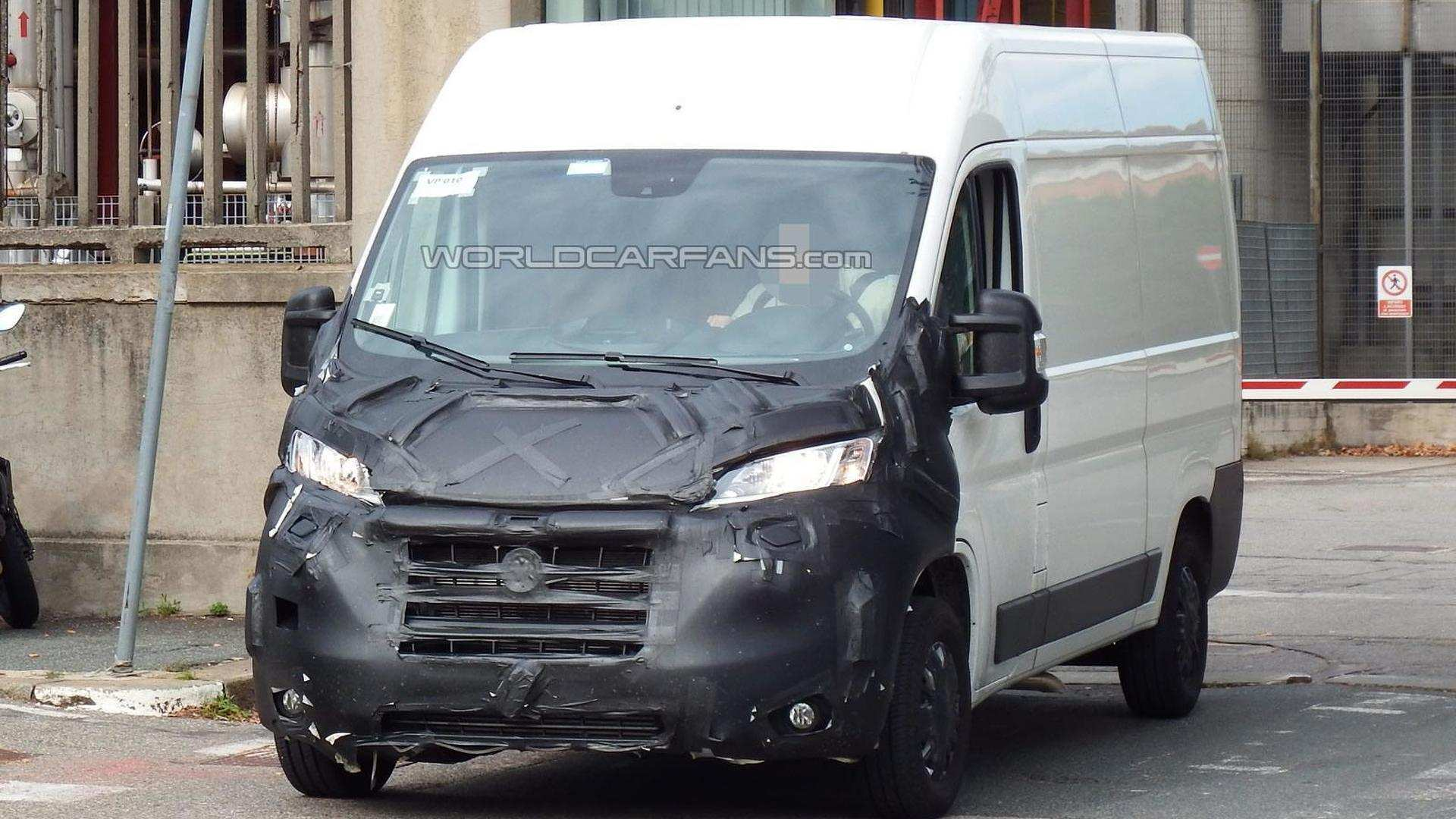 38 The Peugeot Boxer 2020 Specs with Peugeot Boxer 2020