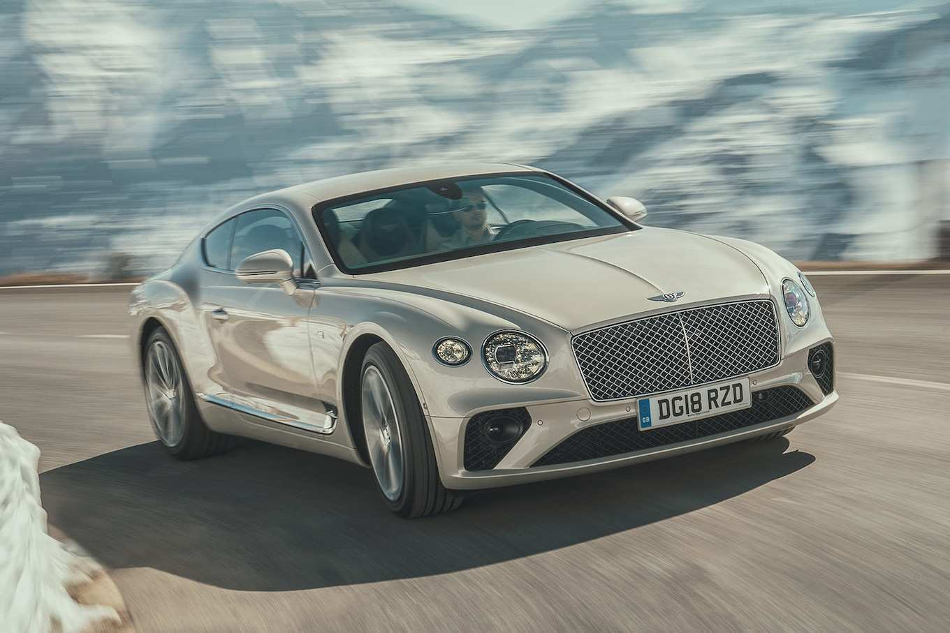 39 All New 2019 Bentley Continental Photos with 2019 Bentley Continental