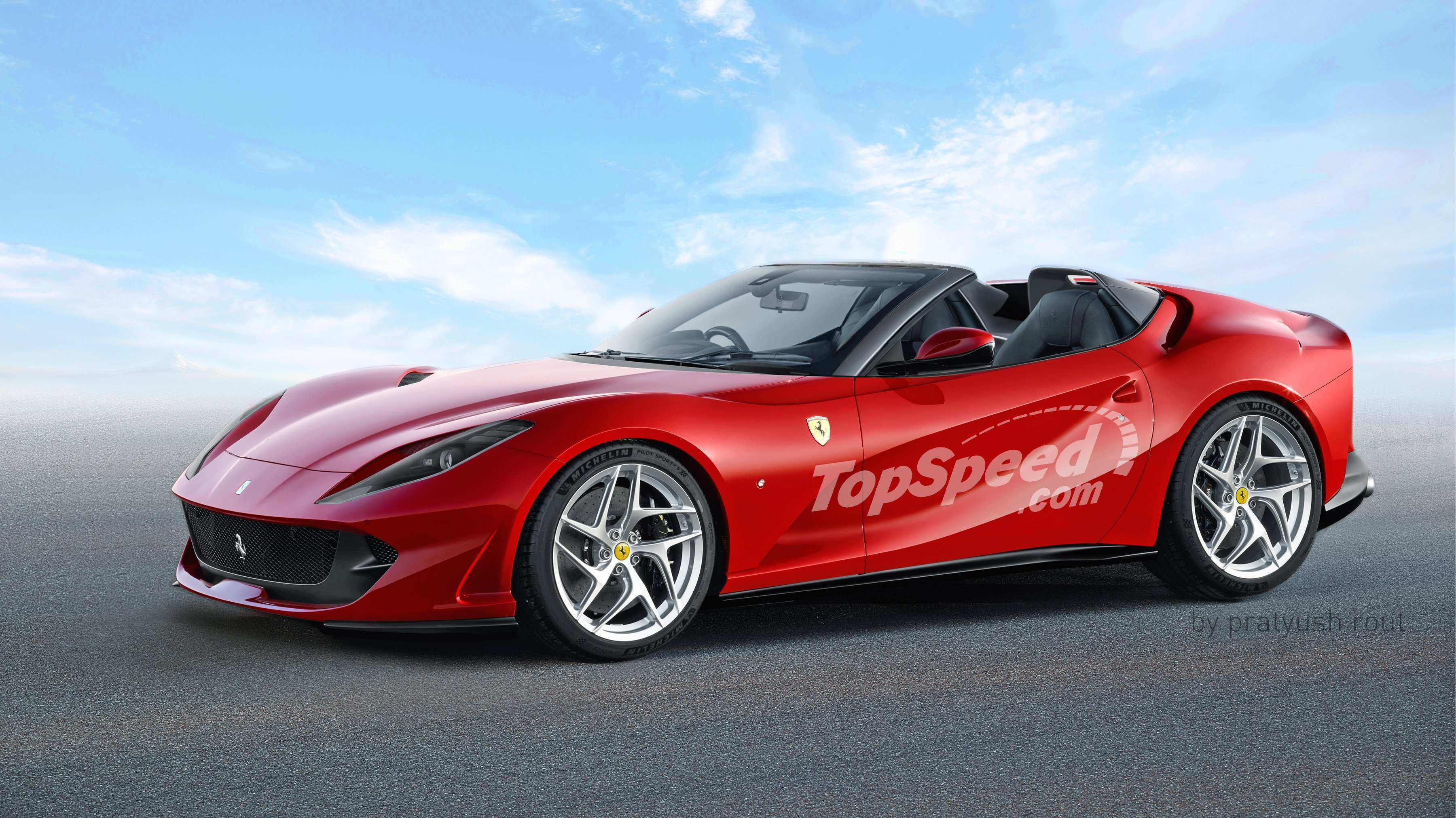 39 All New 2019 Ferrari 588 Overview with 2019 Ferrari 588