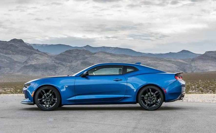 39 All New 2020 Chevrolet Camaro Ss Performance for 2020 Chevrolet Camaro Ss