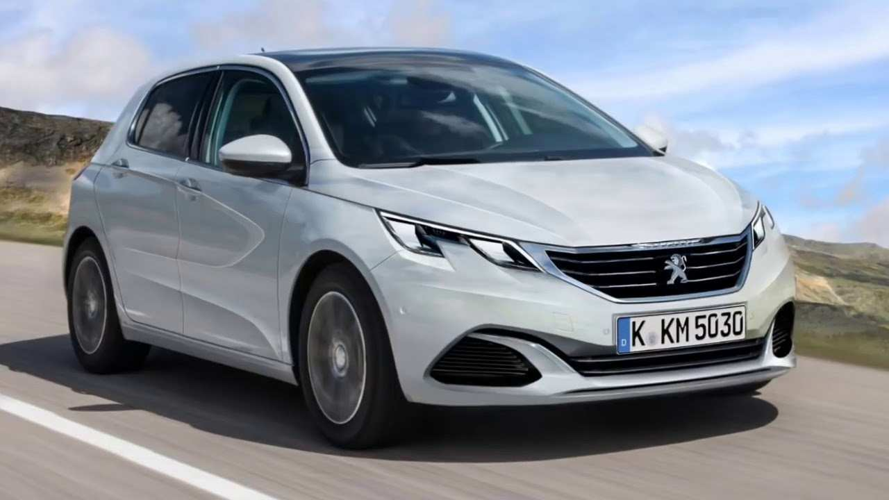 39 All New 2020 Peugeot 208 Style with 2020 Peugeot 208