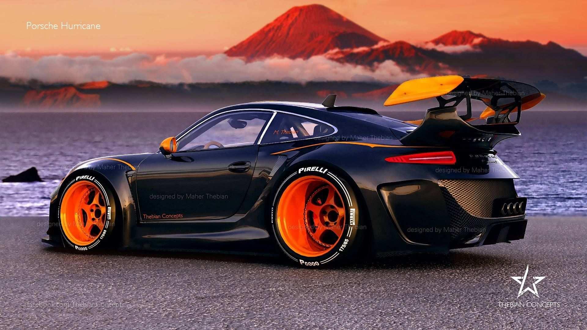 39 All New Porsche Concept 2020 Overview by Porsche Concept 2020