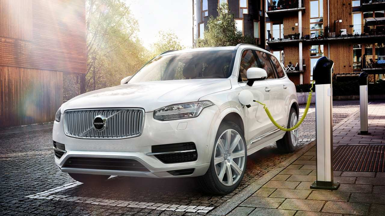 39 All New Volvo 2019 Electricos Interior by Volvo 2019 Electricos