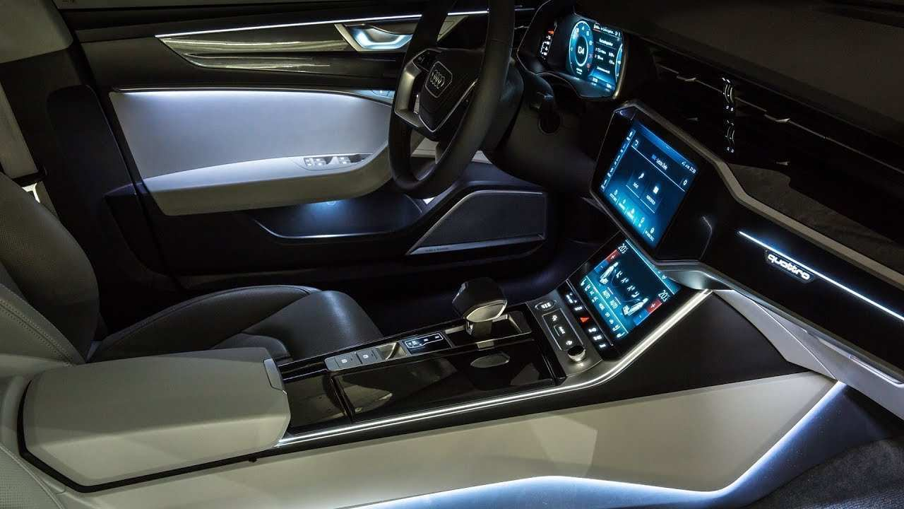 39 Best Review 2019 Audi A7 Interior Style for 2019 Audi A7 Interior