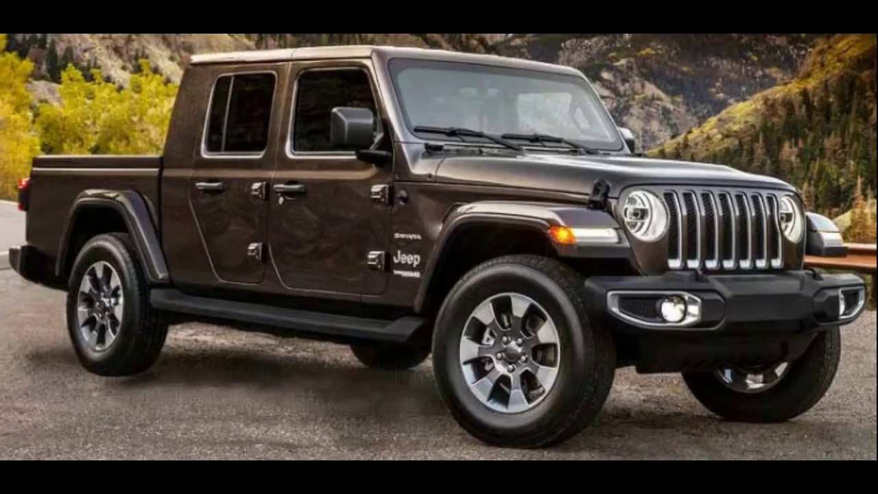 39 Best Review 2019 Jeep 4 Door Truck Price and Review by 2019 Jeep 4 Door Truck