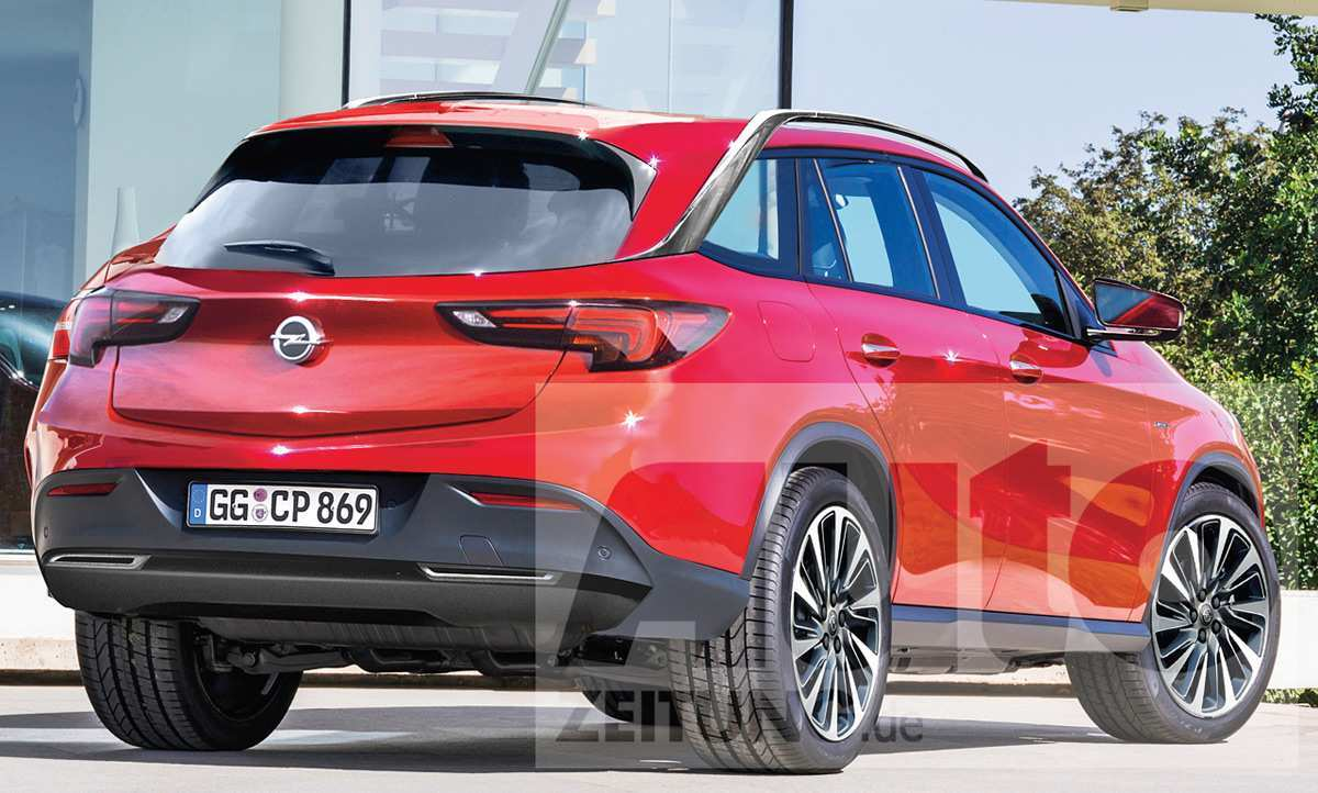 39 Best Review 2019 Opel Suv Overview with 2019 Opel Suv