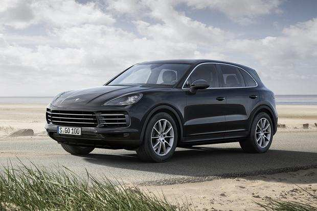 39 Best Review 2019 Porsche Cayenne First Look Pictures with 2019 Porsche Cayenne First Look
