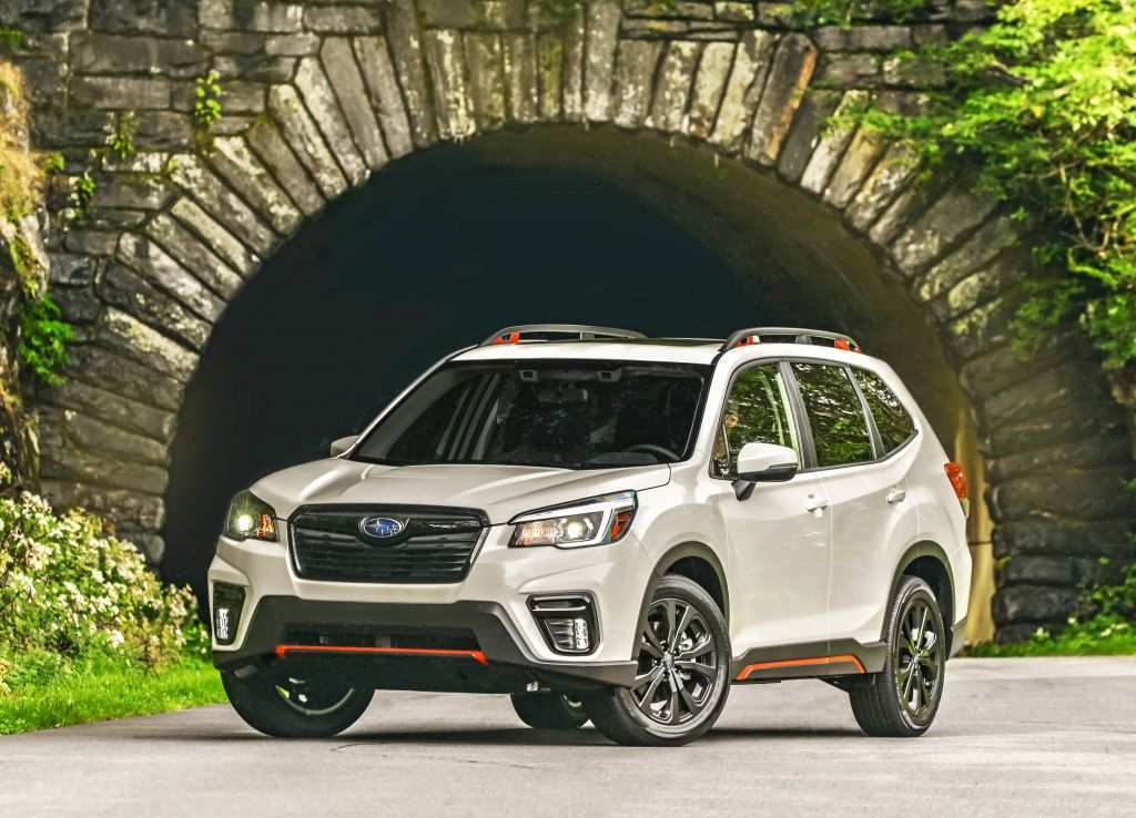39 Best Review 2019 Subaru Forester Design Concept for 2019 Subaru Forester Design