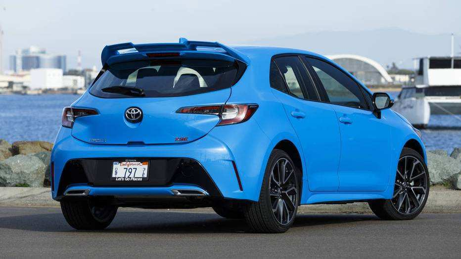 39 Best Review 2019 Toyota Corolla Im Redesign with 2019 Toyota Corolla Im